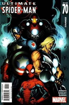 Ultimate Spider-Man (2000-2009; 2011) (Comic-Book) #70