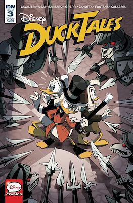 DuckTales (Comic Book) #3