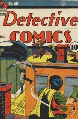 Detective Comics Vol. 1 (1937-2011; 2016-) (Comic Book) #50