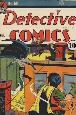Detective Comics Vol. 1 (1937-2011; 2016-) #50