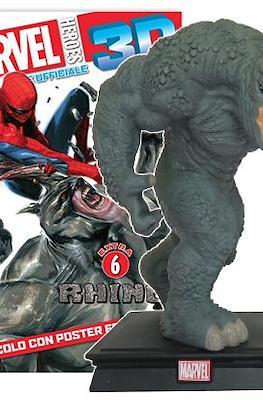 Marvel Héroes 3D: Especiales - Colección Oficial #6