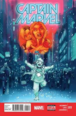 Captain Marvel Vol. 8 (Comic-Book) #11