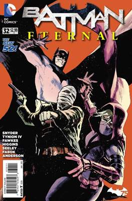 Batman Eternal (2014-2015) (Comic-Book) #32