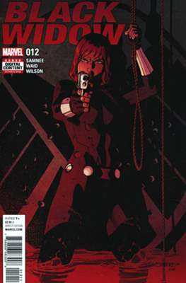 Black Widow Vol. 6 (Comic Book) #12