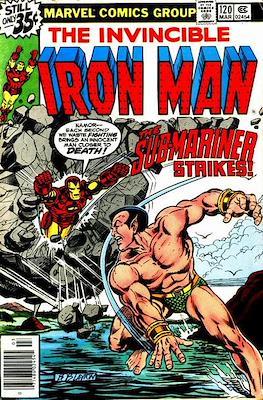 Iron Man Vol. 1 (1968-1996) (Comic book) #120