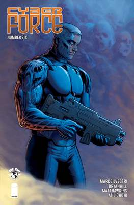 Cyberforce (2018-) (Comic book) #6