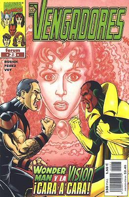 Los Vengadores vol. 3 (1998-2005) (Grapa. 17x26. 24 páginas. Color. (1998-2005).) #23