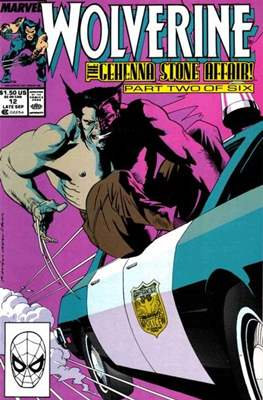 Wolverine (1988-2003) (Comic Book) #12