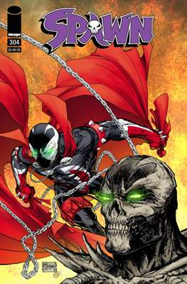 Spawn (Variant Cover) (Comic Book) #304