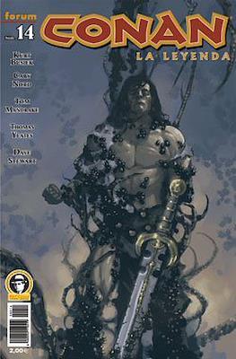 Conan. La Leyenda (Grapa 28-116 pp) #14