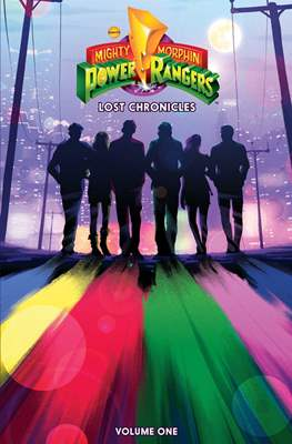 Mighty Morphin Power Rangers: Lost Chronicles (Softcover 112 pp) #1