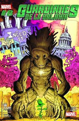 Guardianes de la Galaxia Vol. 2 (Rústica) #8