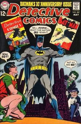 Detective Comics Vol. 1 (1937-2011; 2016-) (Comic Book) #387