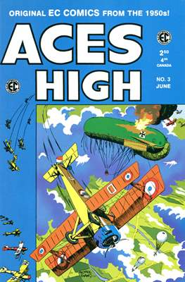 Aces High (Comic-book) #3