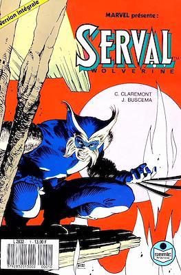 Serval / Wolverine Vol. 1 (Agrafé) #1