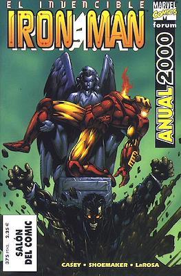 Iron Man Vol. 4 Especiales (1999-2000) (Grapa 40 pp) #2