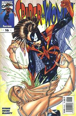 Spider-Woman (2000-2001) (Grapa. 17x26. 24 páginas. Color.) #16