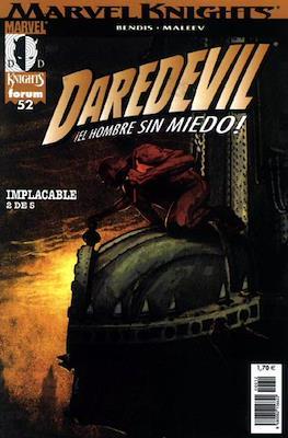 Marvel Knights: Daredevil Vol. 1 (1999-2006) (Grapa) #52