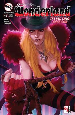 Grimm Fairy Tales presents Wonderland (Comic Book) #40
