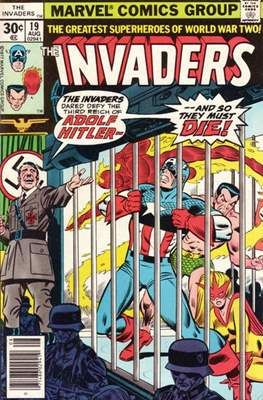 The Invaders (Comic Book. 1975 - 1979) #19