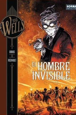 Colección H.G. Wells (Cartoné 112 pp) #3