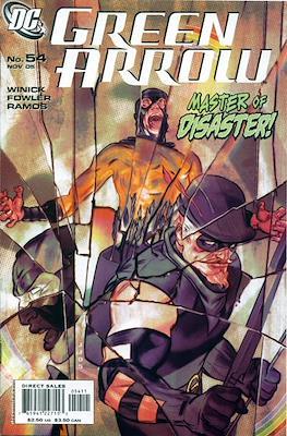 Green Arrow Vol. 3 (2001-2007) (Comic book) #54