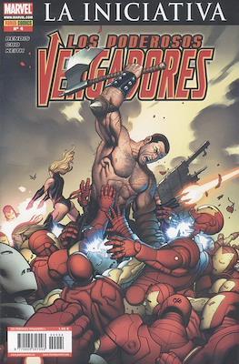 Los Poderosos Vengadores (2008-2011) (Grapa, 48 páginas.) #4