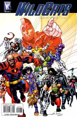 WildCats: World's End (grapa) #22