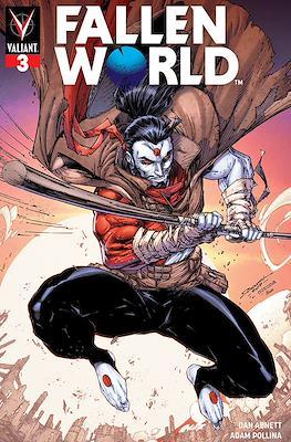 Fallen World (Comic Book) #3