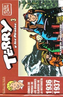 Terry y los Piratas. Biblioteca Grandes del Cómic #3
