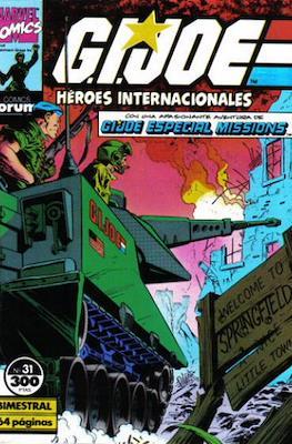Comando G.I.Joe (Grapa. 19x27. 32 páginas. Color.) #31