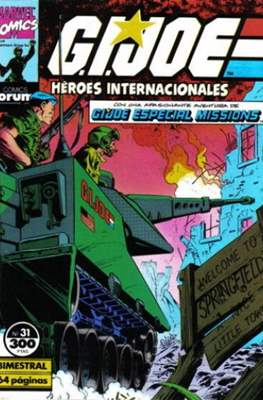 Comando G.I.Joe (Grapa 32 pp) #31