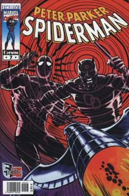 Peter Parker Spiderman (2004-2005) (Grapa 72 pp) #7