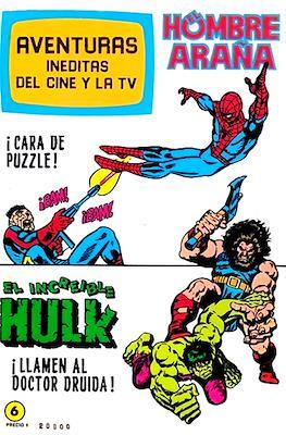 Aventuras Inéditas del Cine y la TV #6