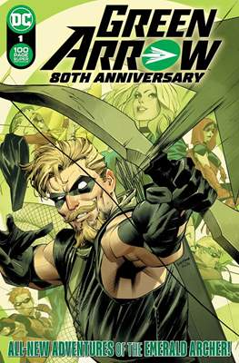 Green Arrow: 80th Anniversary 100-Page Super Spectacular (2021)