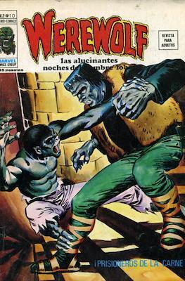 El Hombre Lobo / Werewolf (1974-1976) (Rústica 40 pp) #10
