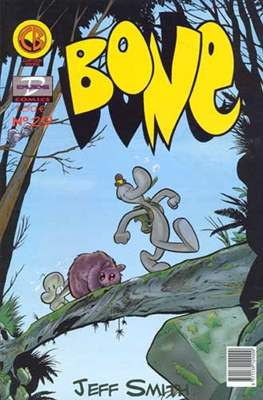 Bone (Grapa) #29
