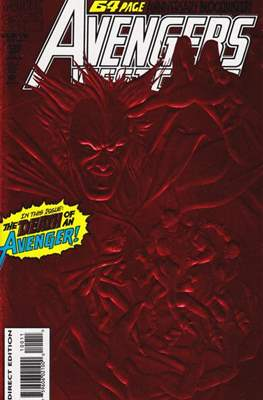West Coast Avengers Vol. 2 (Comic-book. 1985 -1989) #100