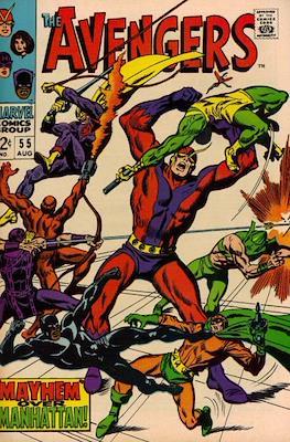 The Avengers Vol. 1 (1963-1996) (Comic Book) #55