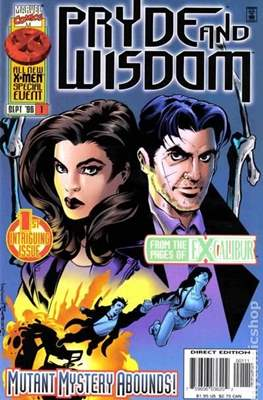 Pryde and Wisdom (1996) (Comic Book) #1