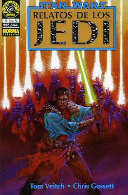 Star Wars. Relatos de los Jedi #1