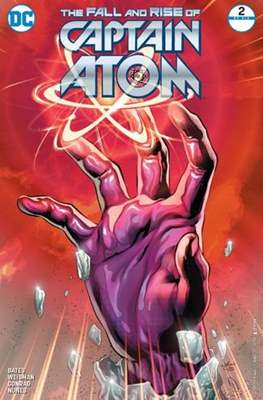 The Fall and Rise of Captain Atom (2017) (Comic-Book) #2