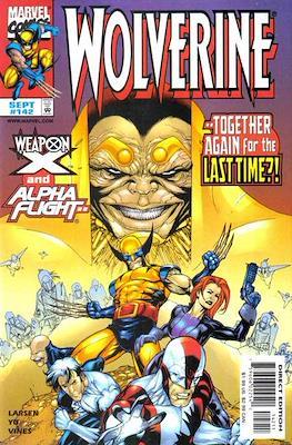 Wolverine (1988-2003) (Comic Book) #142