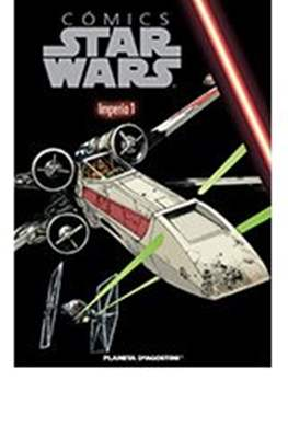 Star Wars comics. Coleccionable (Cartoné 192 pp) #32