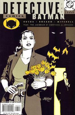 Detective Comics Vol. 1 (1937-2011; 2016-) (Comic Book) #747