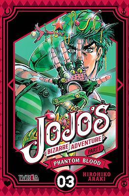 JoJo's Bizarre Adventure - Part I: Phantom Blood (Rústica con sobrecubierta) #3