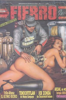Fierro (1984-1992) (Grapa) #7