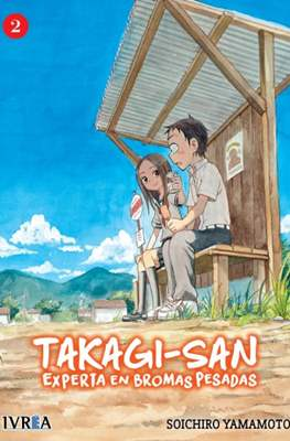 Takagi-san: Experta en bromas pesadas #2