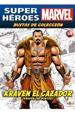 Super Héroes Marvel. Bustos de Colección (Grapa) #54