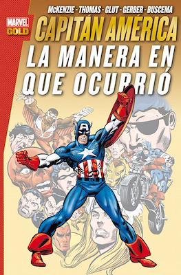 Capitán América. Marvel Gold (Rústica con solapas) #4